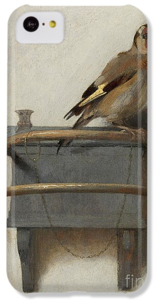 The Goldfinch, 1654  IPhone 5c Case