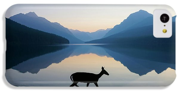 The Grace Of Wild Things IPhone 5c Case by Dustin  LeFevre