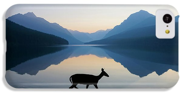 Mountain iPhone 5c Case - The Grace Of Wild Things by Dustin  LeFevre