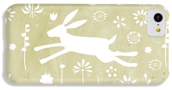 The Hare In The Meadow IPhone 5c Case