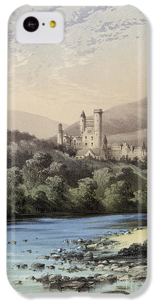 The Highland Home, Balmoral Castle IPhone 5c Case by English School