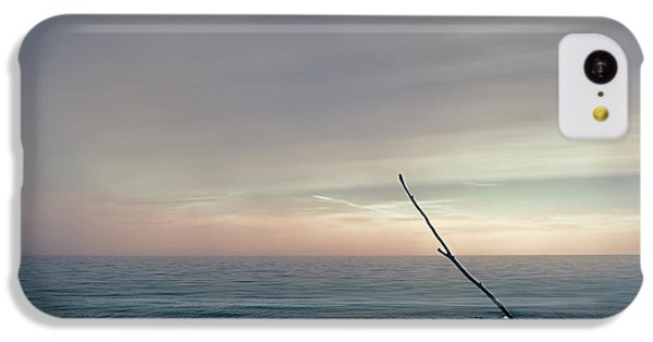 Lake Michigan iPhone 5c Case - The Ideal Space by Scott Norris