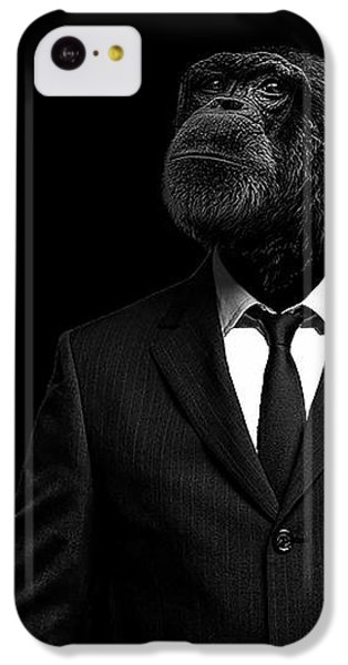 Portraits iPhone 5c Case - The Interview by Paul Neville