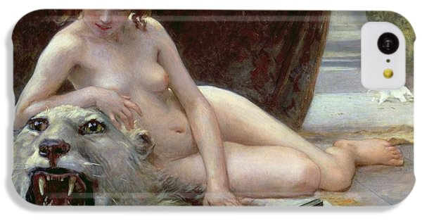 Nudes iPhone 5c Case - The Jewel Case by Guillaume Seignac
