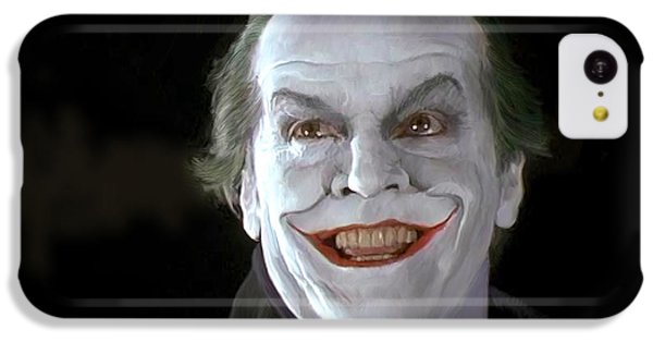The Joker IPhone 5c Case
