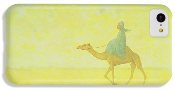 Desert iPhone 5c Case - The Journey by Tilly Willis