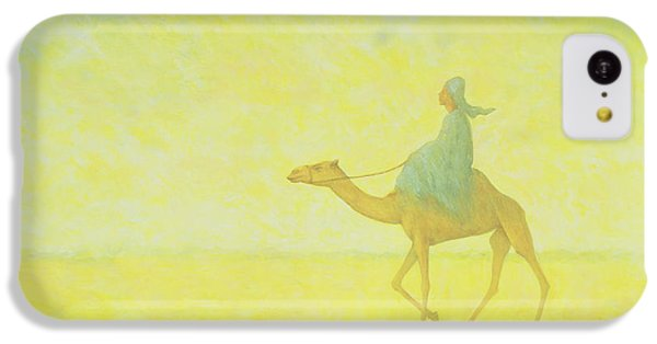 The Journey IPhone 5c Case by Tilly Willis