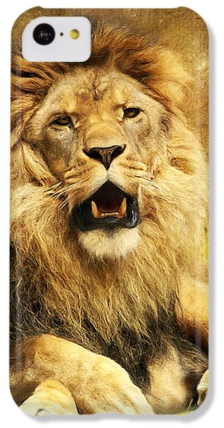 The King IPhone 5c Case by Angela Doelling AD DESIGN Photo and PhotoArt