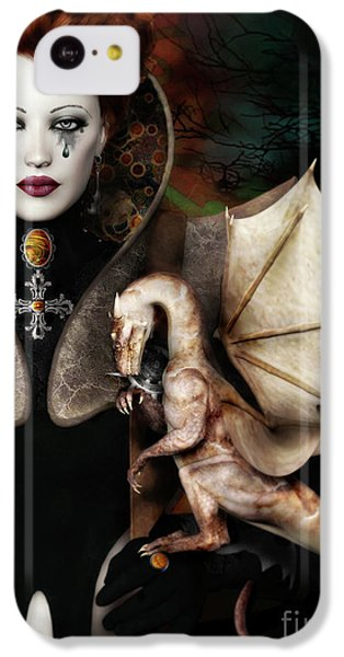 The Last Dragon IPhone 5c Case by Shanina Conway