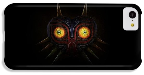 Design iPhone 5c Case - The Legend Of Zelda Majora's Mask by Maye Loeser