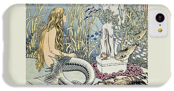 The Little Mermaid IPhone 5c Case