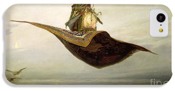 The Magic Carpet IPhone 5c Case by Apollinari Mikhailovich Vasnetsov
