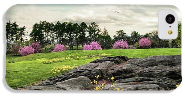 IPhone 5c Case featuring the photograph The Meadow Beyond by Jessica Jenney