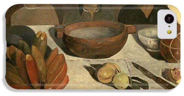 The Meal IPhone 5c Case by Paul Gauguin