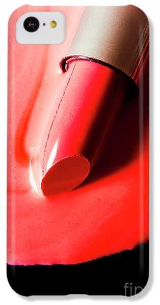 IPhone 5c Case featuring the photograph The Melting Point Of Hot Fashion by Jorgo Photography - Wall Art Gallery