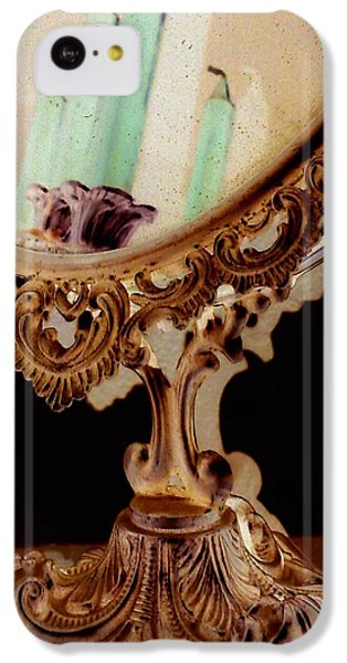 iPhone 5c Case - The Mirror by Orphelia Aristal