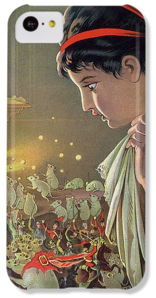 The Nutcracker IPhone 5c Case by Carl Offterdinger