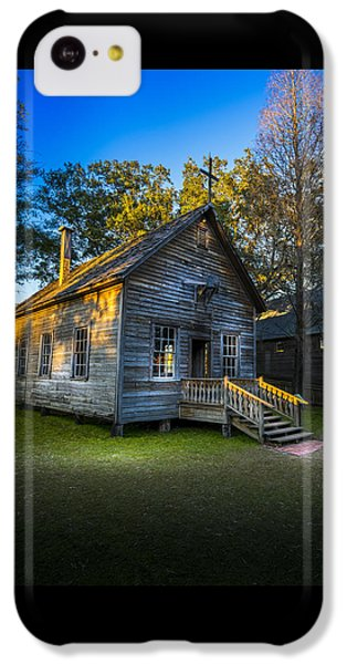 The Old Church IPhone 5c Case by Marvin Spates