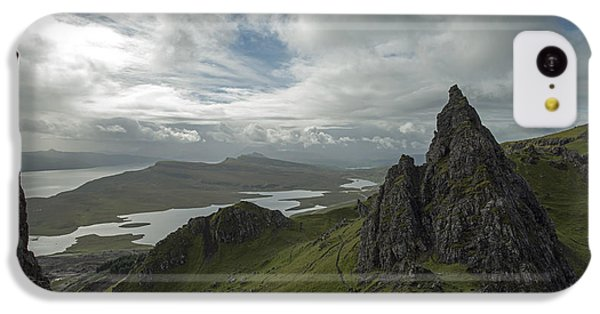 The Old Man Of Storr IPhone 5c Case