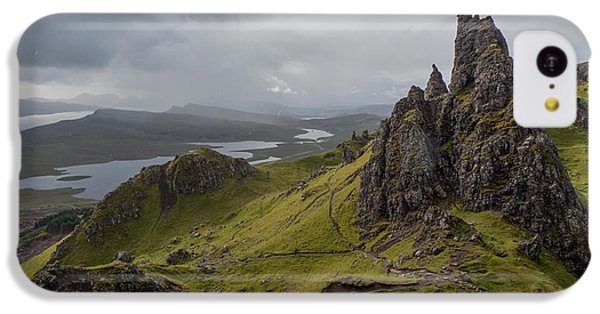 The Old Man Of Storr, Isle Of Skye, Uk IPhone 5c Case