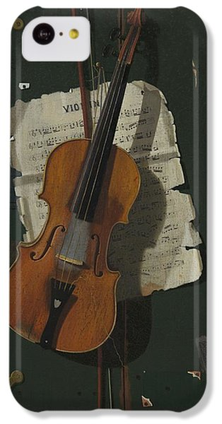 The Old Violin IPhone 5c Case