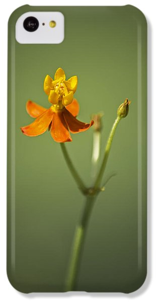 The One - Asclepias Curassavica - Butterfly Milkweed IPhone 5c Case
