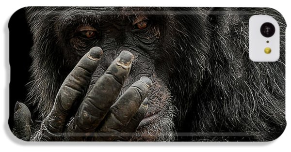 The Palm Reader IPhone 5c Case by Paul Neville