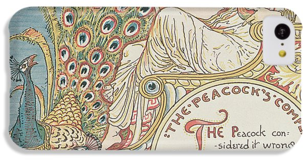 The Peacocks Complaint IPhone 5c Case