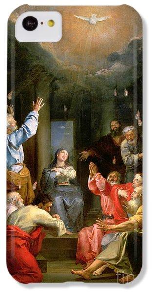 The Pentecost IPhone 5c Case