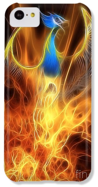 The Phoenix Rises From The Ashes IPhone 5c Case