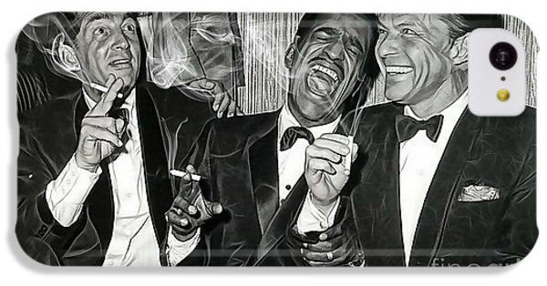 The Rat Pack Collection IPhone 5c Case