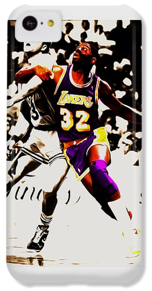 The Rebound IPhone 5c Case by Brian Reaves