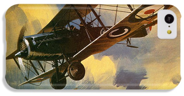 The Royal Flying Corps IPhone 5c Case by Wilf Hardy