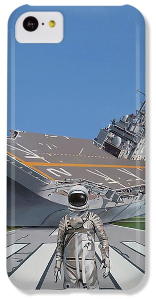 The Runway IPhone 5c Case by Scott Listfield