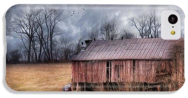 The Rural Curators IPhone 5c Case by Lori Deiter