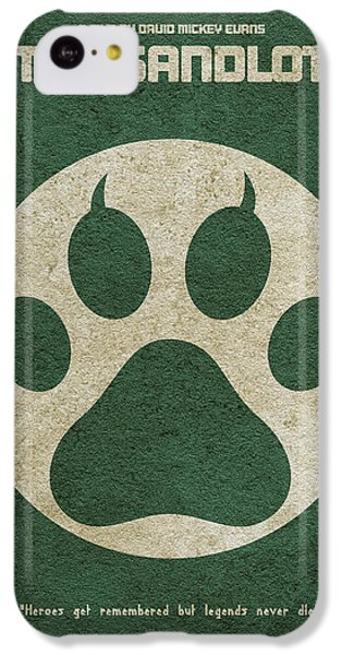 The Sandlot Alternative Minimalist Movie Poster IPhone 5c Case