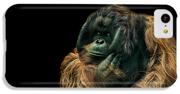 The Sceptic IPhone 5c Case by Paul Neville