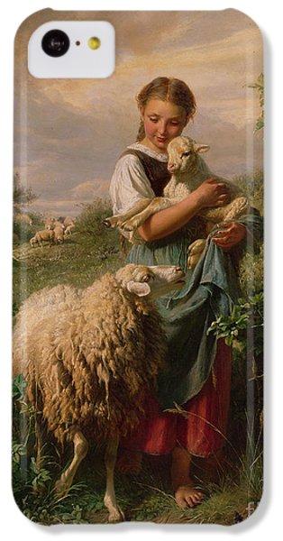 The Shepherdess IPhone 5c Case