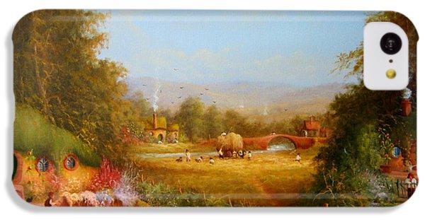 The Shire. IPhone 5c Case by Joe  Gilronan