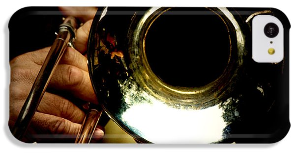 Trombone iPhone 5c Case - The Trombone   by Steven Digman