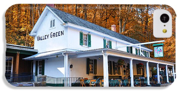 The Valley Green Inn In Autumn IPhone 5c Case