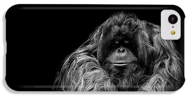 The Vigilante IPhone 5c Case by Paul Neville