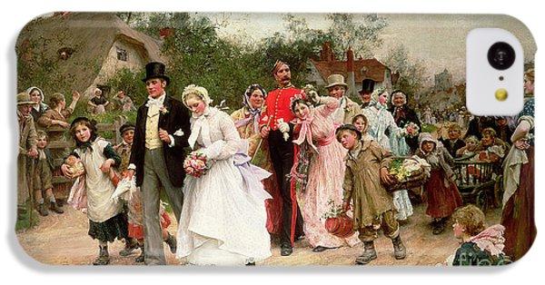 The Village Wedding IPhone 5c Case