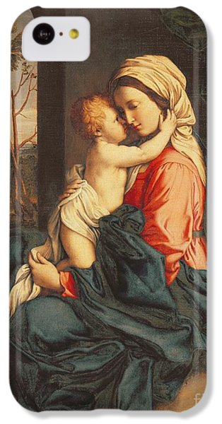 The Virgin And Child Embracing IPhone 5c Case