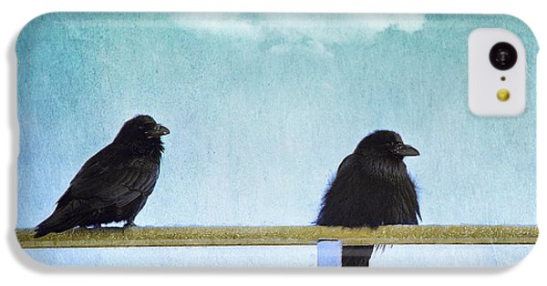 The Wait IPhone 5c Case by Priska Wettstein