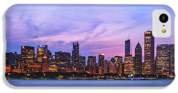 The Windy City IPhone 5c Case by Scott Norris