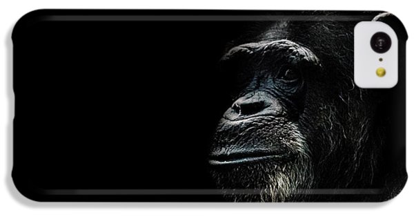The Wise IPhone 5c Case by Martin Newman
