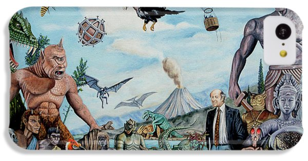 The World Of Ray Harryhausen IPhone 5c Case