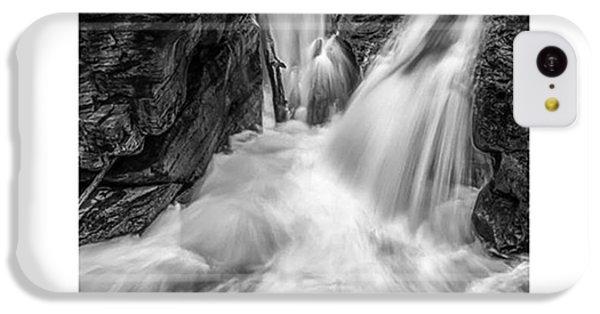 iPhone 5c Case - This Image Was Taken In Glacier by Jon Glaser