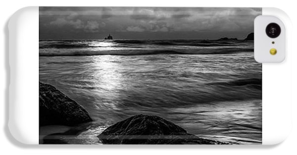 iPhone 5c Case - This Photograph Was Taken At Lower by Jon Glaser